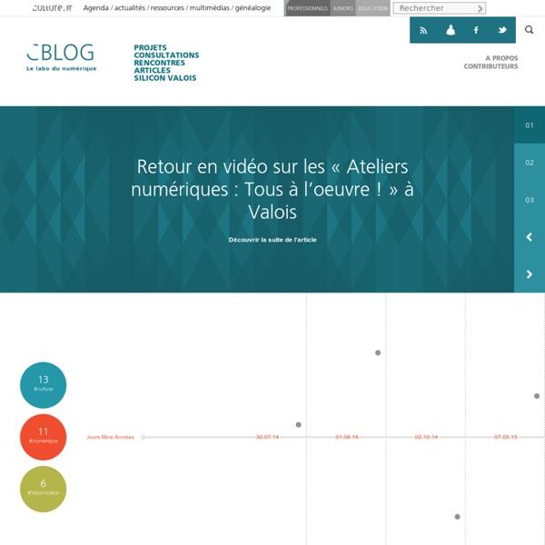 Ministère de la Culture et de la CommunicationC/blog