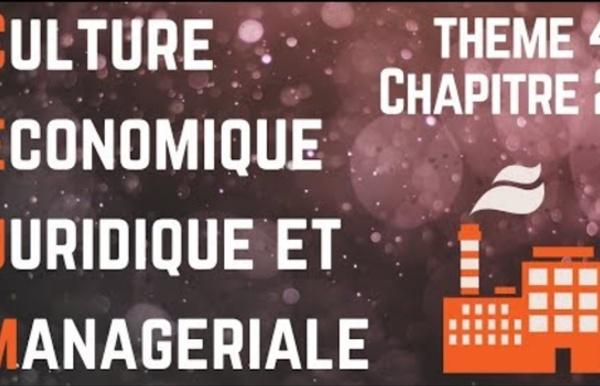 CEJM - Th4 Chap1 : Le numérique et les relations d'échange de l'entreprise