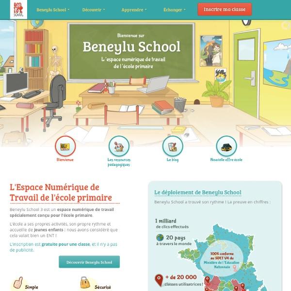 L'espace numérique de travail libre des écoles primaires