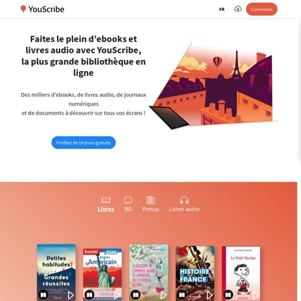 Evadoc - Bibliothèque participative et gratuite de documents en