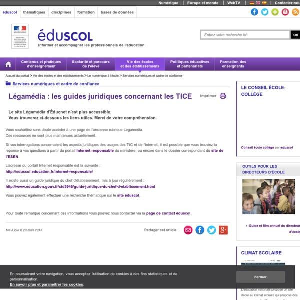 Services numériques et protection des usagers - Légamédia