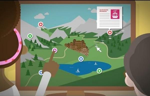 Des moments numériques : traiter des informations avec un hypermédia