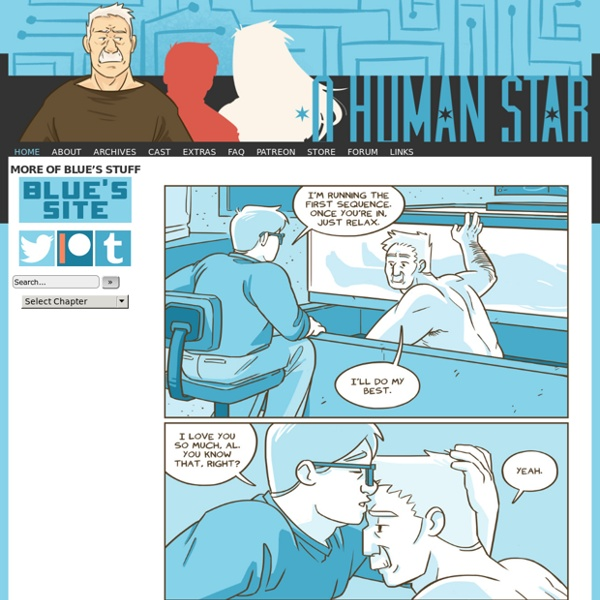 O Human Star - by Blue Delliquanti
