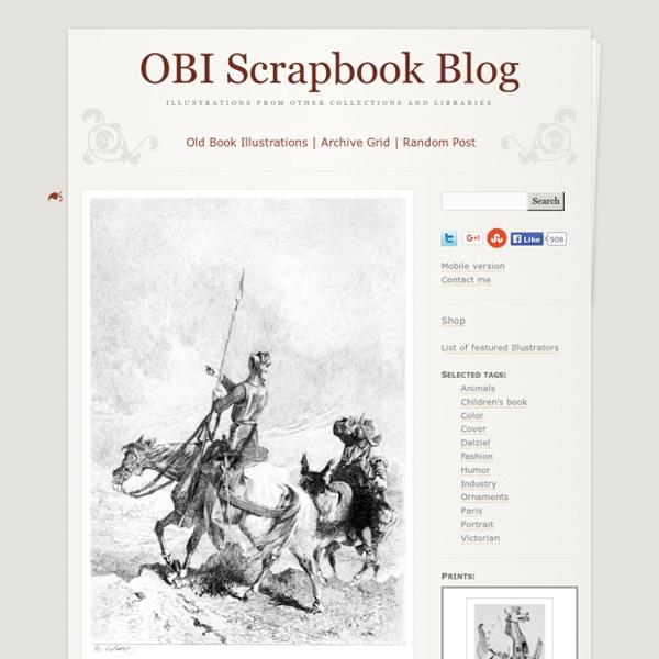 OBI Scrapbook Blog