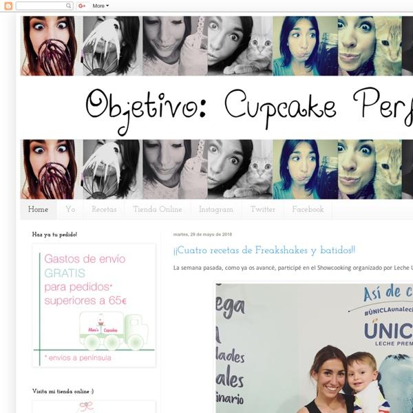 Objetivo: Cupcake Perfecto.