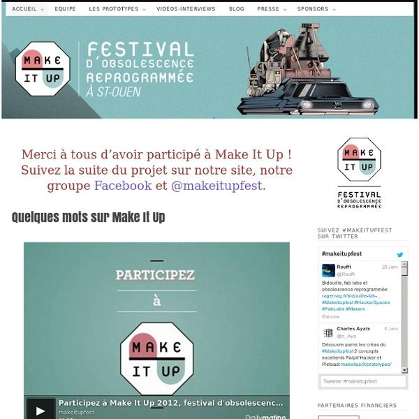Festival d'obsolescence reprogrammée