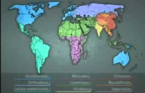 Occident et Orient sont des conceptions fermees du monde