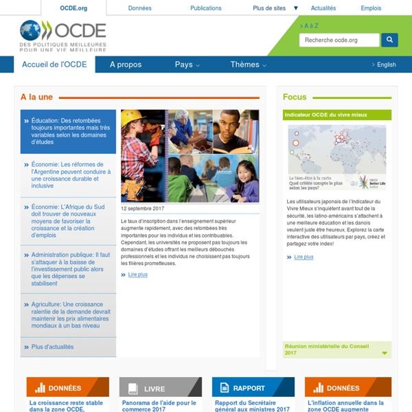 OCDE - OCDE