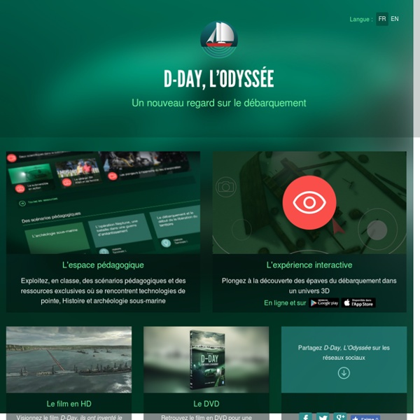 DDAY l'Odyssée-Accueil-Réseau Canopé