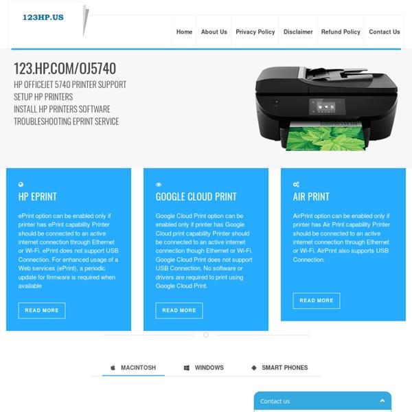 123.hp.com/oj5740 - HP Officejet 5740 Printer Install & Setup