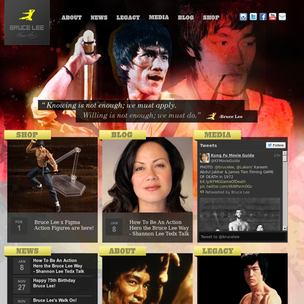 a biography of bruce lee the father of jeet kun do Use of jeet kun do, a form of martial arts he invented himself in which freedom of reaction was far more important than rigid form  his father, lee hoi-chuen, was .