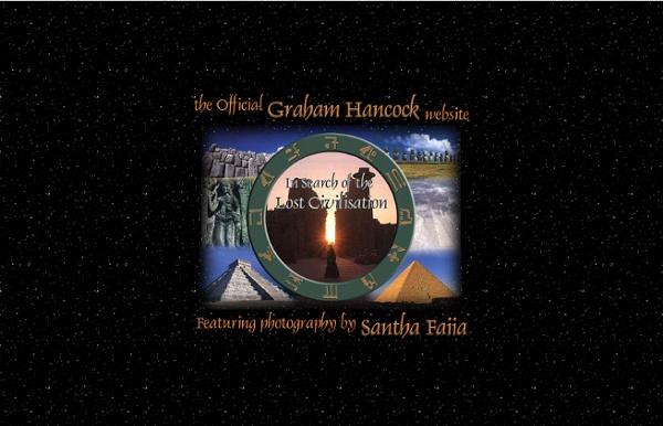 The Official Graham Hancock Website