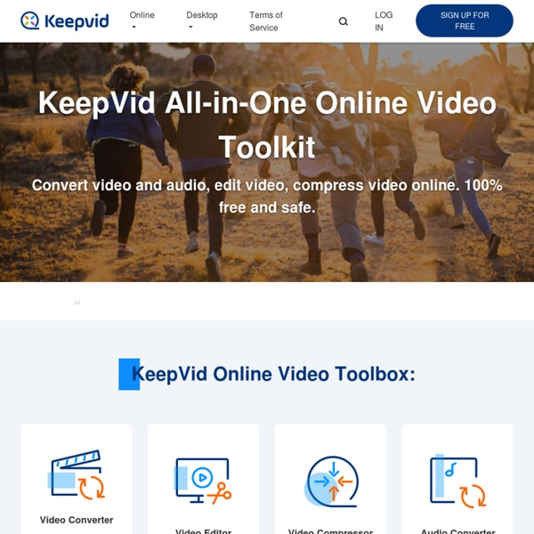 KeepVid: Download YouTube Videos, Facebook, Vimeo, Twitch.Tv, Dailymotion, Youku, Tudou, Metacafe and more!