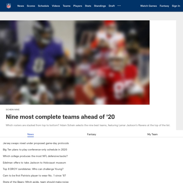 NFL.com - Official Site of the National Football League
