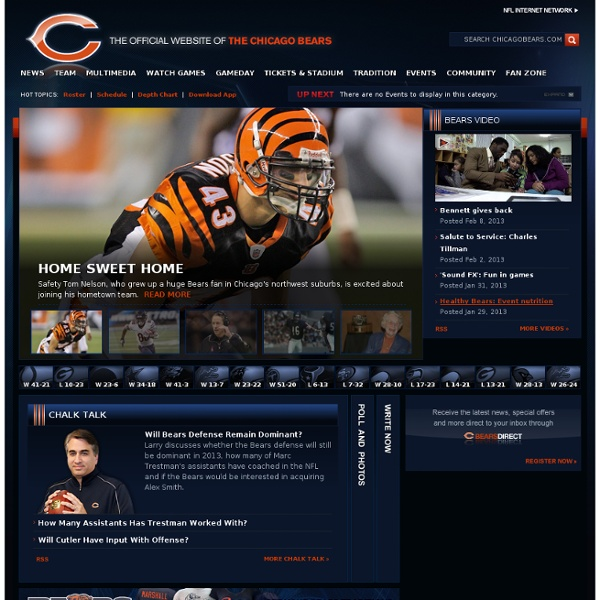 Chicago bears dating site