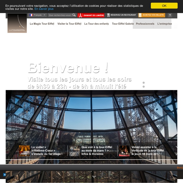 Site officiel de la tour eiffel monument de paris france pearltrees - La galerie des offices site officiel ...