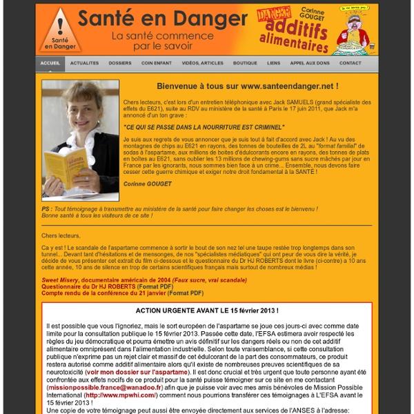 Site officiel de Corinne GOUGET - Accueil