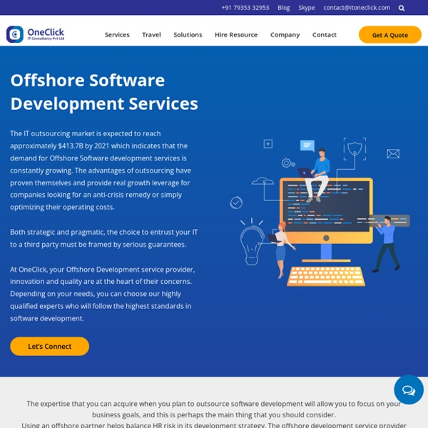 Top Offshore Software Development Company USA and India