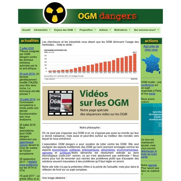 OGM : quels enjeux, quelles propositions ?