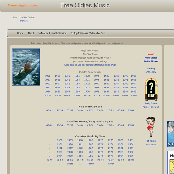 Free Streaming Oldies