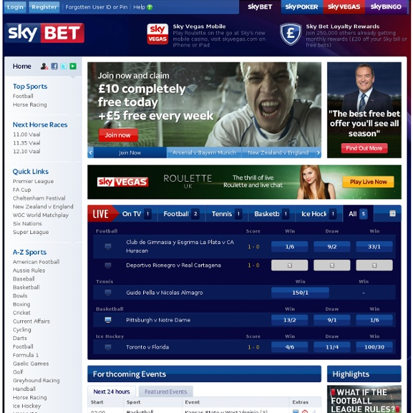 betting online offers