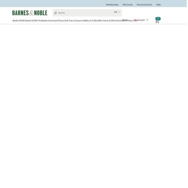 Barnes&Noble - Books, Textbooks, eBooks, Toys, Games, DVDs and More