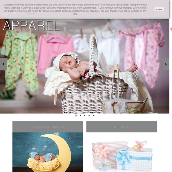 Baby Apparel- Mothers Choice