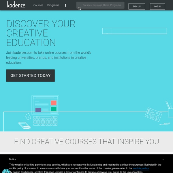Online Arts and Technology Courses
