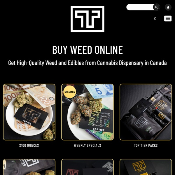 Online Dispensary in Canada