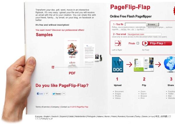 Online Free Flash Pageflipper