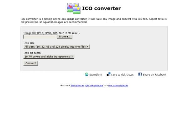 Online ICO converter
