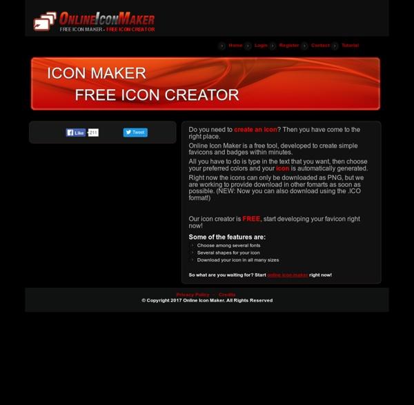 Online Icon Maker - Free Icon Creator