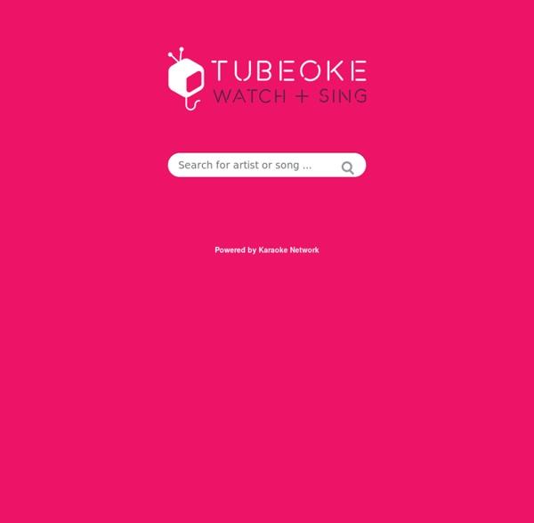 Free Online Karaoke. Karaoke Version