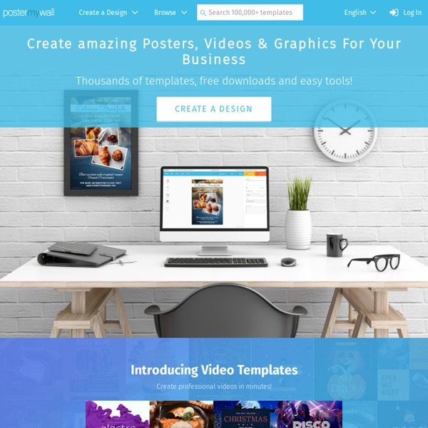 Free Online Poster and Flyer Maker