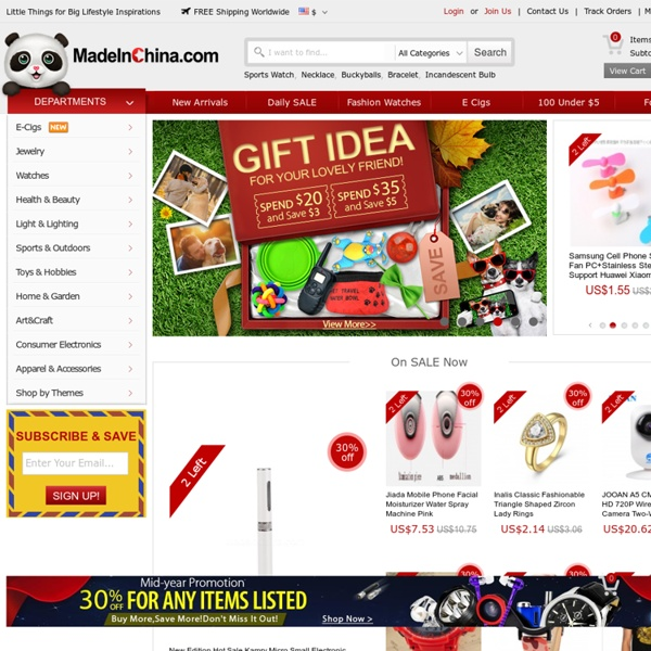 China Wholesale Online Shopping