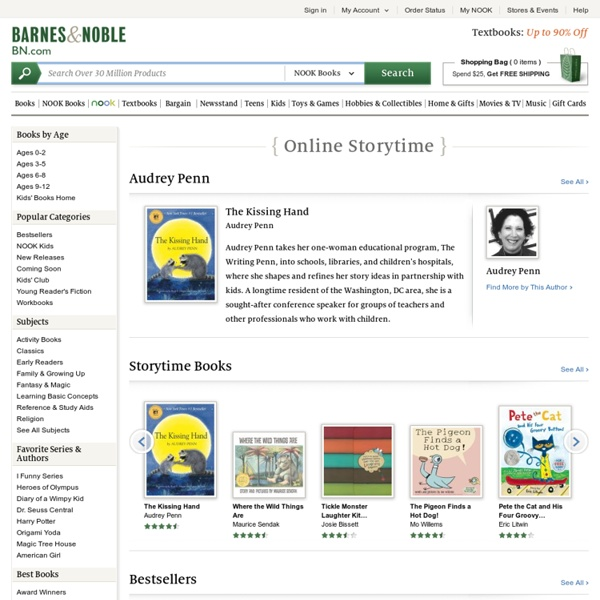 Online Storytime by Barnes & Noble - Barnes&Noble