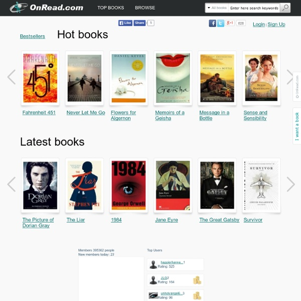Where can i read books online for free?