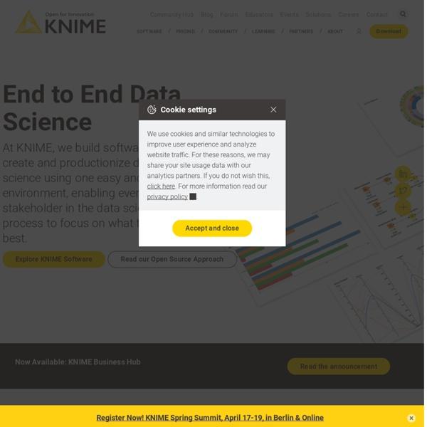 Konstanz Information Miner