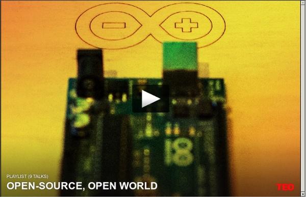 Open-source, open world