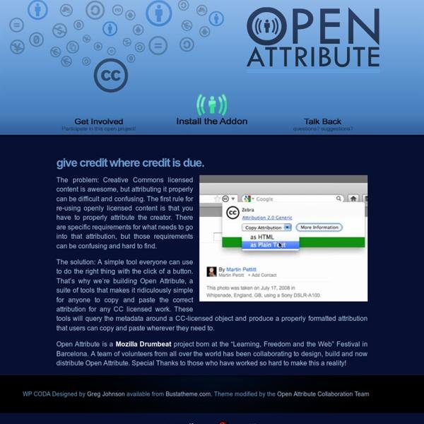 OpenAttribute