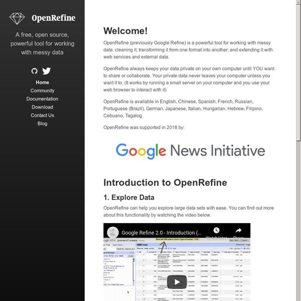 OpenRefine
