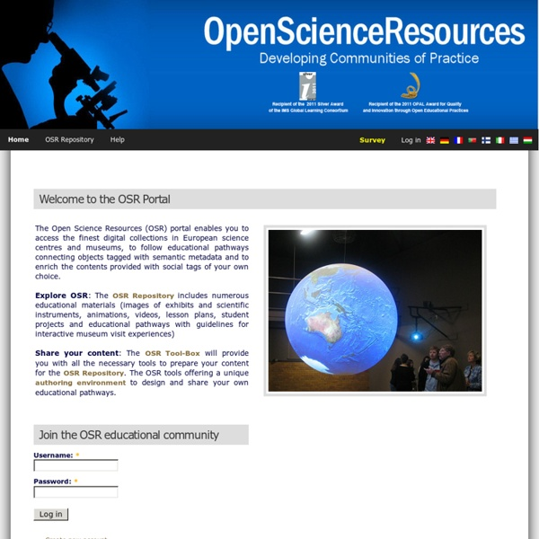 OpenScienceResources