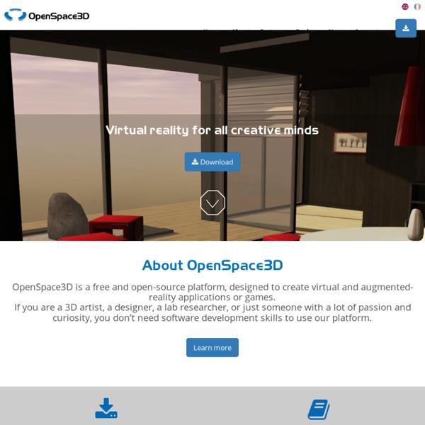 OpenSpace3D