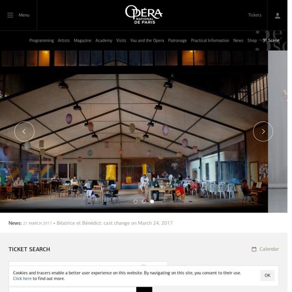 Opéra national de Paris - Opéras