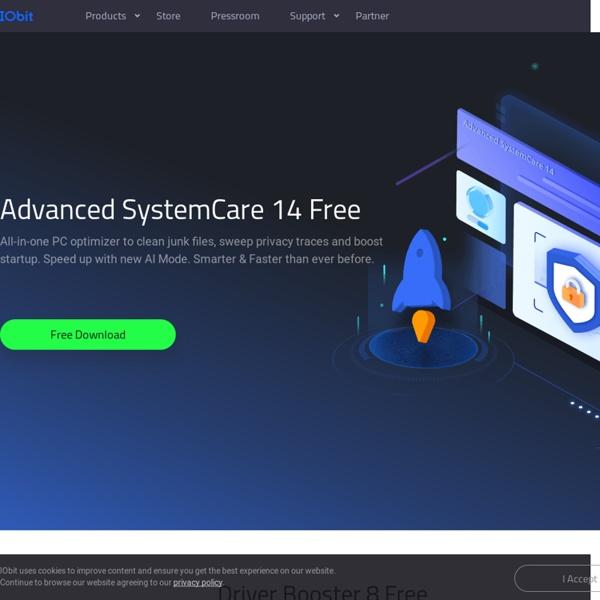 Download IObit Freeware