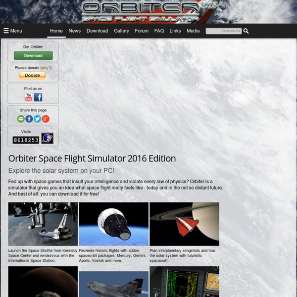 orbiter space flight simulator - photo #35