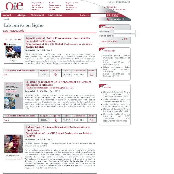 OIE - Numéro plurithématique Revue scientifique et technique 27 (3), 2008 Etude de terrain pour évaluer l'efficacité de la vacci