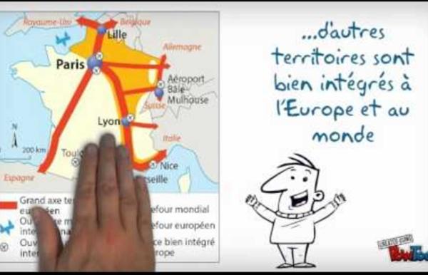 9. L'organisation du territoire français