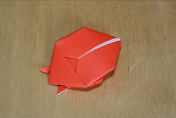 Origami - Coccinelle
