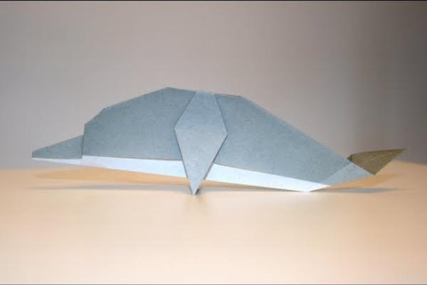 Origami - Dauphin